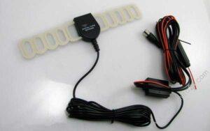 instalação antena de tv automotiva