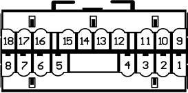 Diagrama para comandos de volante resistivos 25