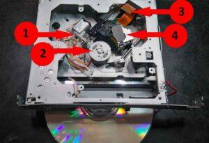 No disc, defeitos no DVD 2