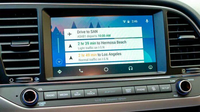 Lançamento Android Auto
