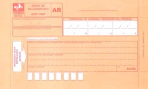 Cliente só podem ser Negativado se for notificado por escrito e com AR (aviso de recebimento) 1