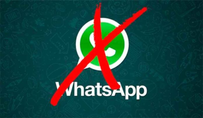 whatsapp bloqueado pela justiça