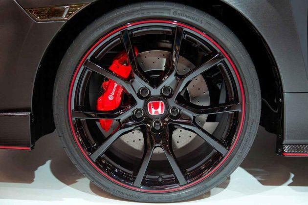 Novo Civic Type R 2018 aparece no Salão de Paris [2016 Paris Motor Show] 6