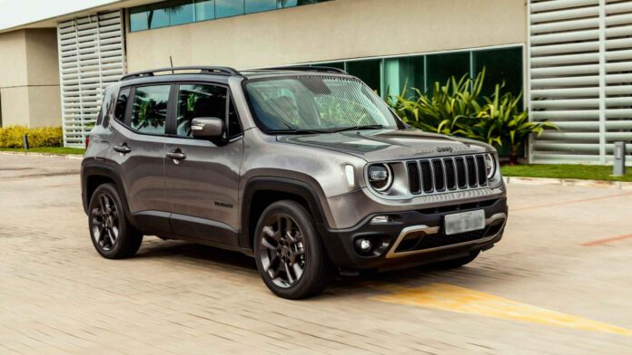 recalll air bag jeep renegade