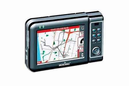 GPS mobimax a600