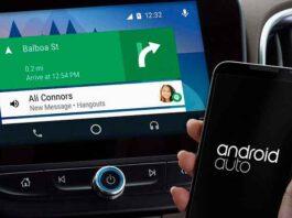 compatibilidade android auto