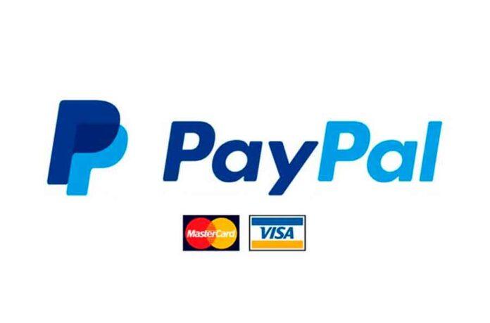 aceitamos pagamento via paypal