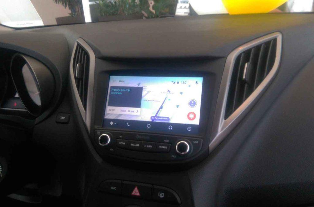 [Testamos] Waze no Android Auto 1