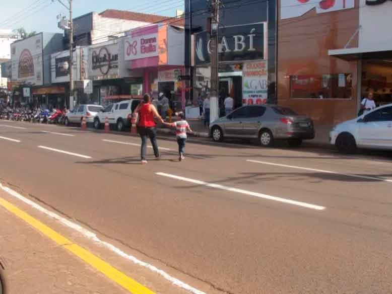 Pedestres e Ciclistas agora podem ser Multados 1