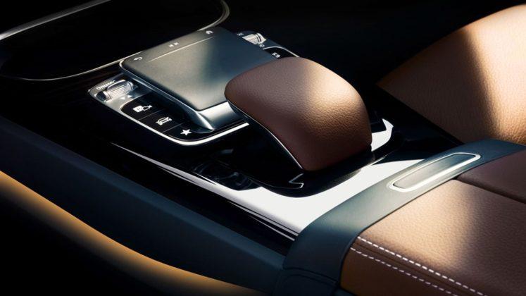 Mercedes Benz Revelou Interior do Novo Classe A (A-Class) 9