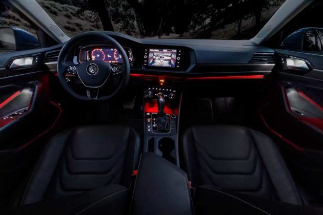 Novo VW Jetta 2019 é revelado nos EUA 2