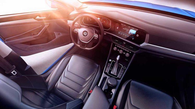 Novo VW Jetta 2019 é revelado nos EUA 3