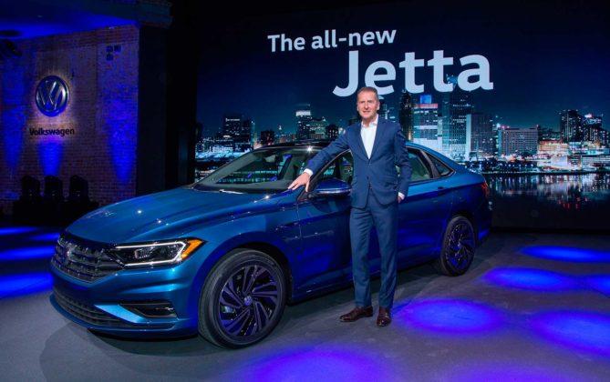 Novo VW Jetta 2019 é revelado nos EUA 4