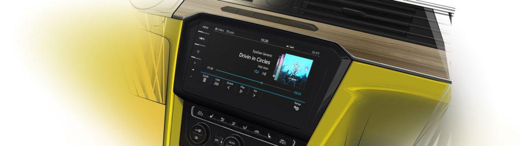 VW lança Novo Passat 2018 com Central Multimídia Controlada por Gestos 1