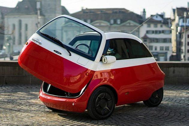 Versão moderna da Romi-Isetta é homologada na Europa 4