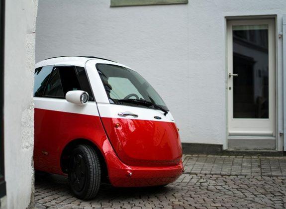 Versão moderna da Romi-Isetta é homologada na Europa 1