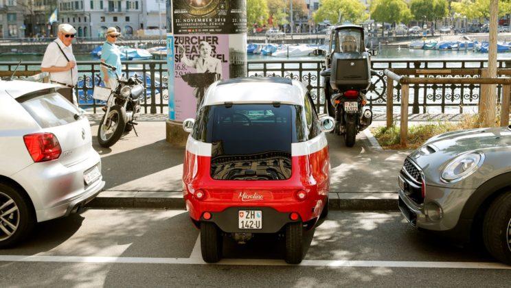 Versão moderna da Romi-Isetta é homologada na Europa 2