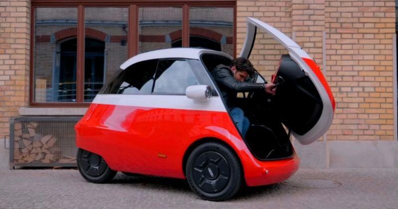 Versão moderna da Romi-Isetta é homologada na Europa 5