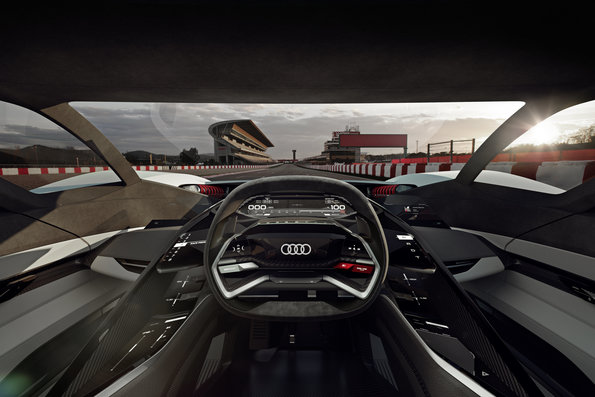 Conheça o carro elétrico da Audi que acelera de 0 - 100km/h em 2s 18
