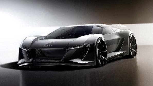 Conheça o carro elétrico da Audi que acelera de 0 - 100km/h em 2s 19