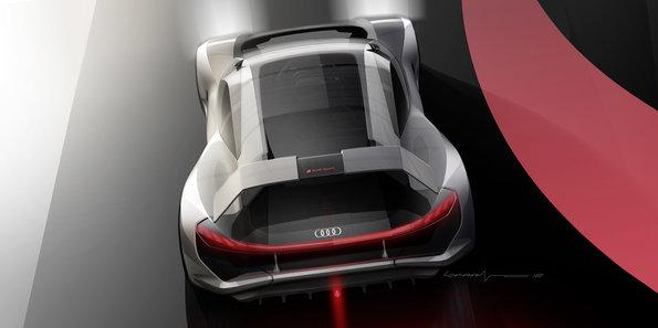 Conheça o carro elétrico da Audi que acelera de 0 - 100km/h em 2s 10