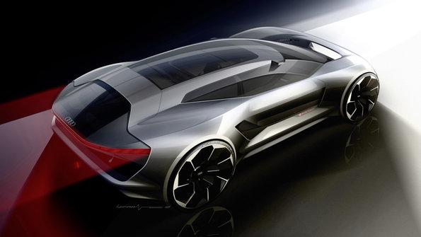 Conheça o carro elétrico da Audi que acelera de 0 - 100km/h em 2s 9