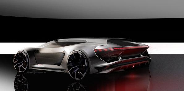 Conheça o carro elétrico da Audi que acelera de 0 - 100km/h em 2s 8