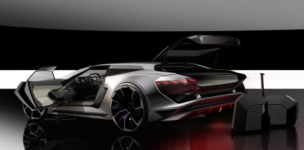 Conheça o carro elétrico da Audi que acelera de 0 - 100km/h em 2s 7