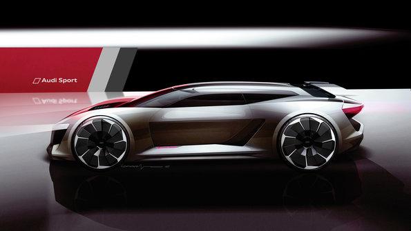 Conheça o carro elétrico da Audi que acelera de 0 - 100km/h em 2s 2