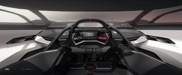 Conheça o carro elétrico da Audi que acelera de 0 - 100km/h em 2s 4