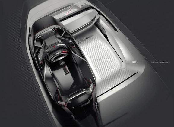 Conheça o carro elétrico da Audi que acelera de 0 - 100km/h em 2s 3