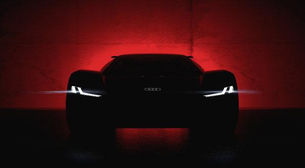 Conheça o carro elétrico da Audi que acelera de 0 - 100km/h em 2s 1