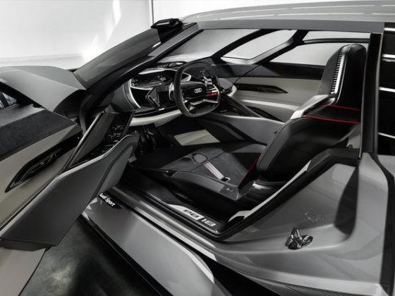 Conheça o carro elétrico da Audi que acelera de 0 - 100km/h em 2s 5