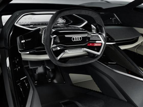 Conheça o carro elétrico da Audi que acelera de 0 - 100km/h em 2s 27