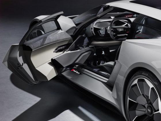 Conheça o carro elétrico da Audi que acelera de 0 - 100km/h em 2s 26