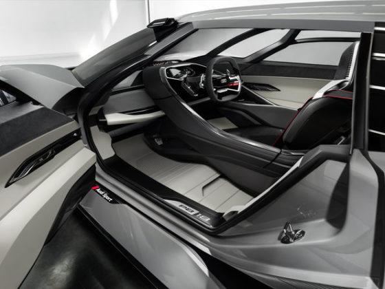 Conheça o carro elétrico da Audi que acelera de 0 - 100km/h em 2s 25