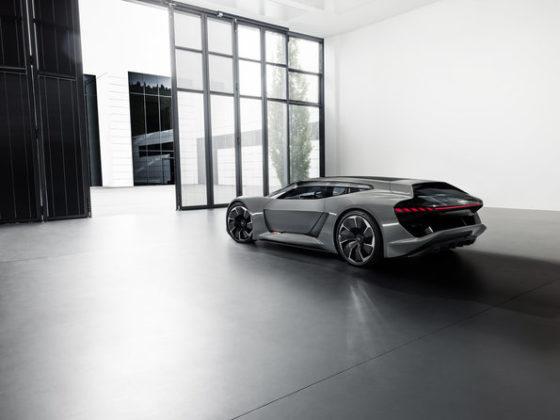 Conheça o carro elétrico da Audi que acelera de 0 - 100km/h em 2s 24