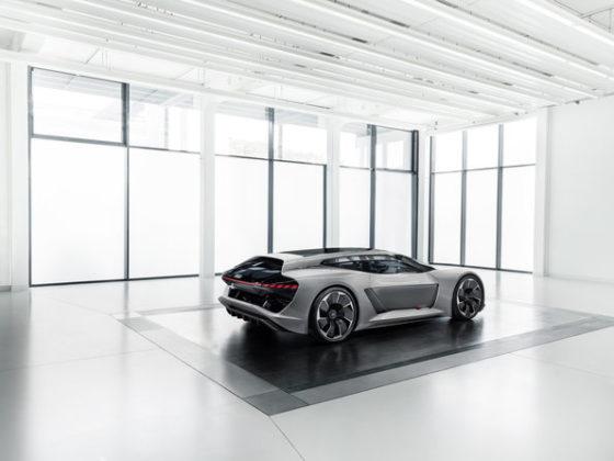 Conheça o carro elétrico da Audi que acelera de 0 - 100km/h em 2s 22
