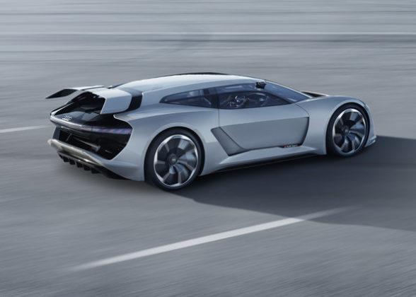 Conheça o carro elétrico da Audi que acelera de 0 - 100km/h em 2s 21