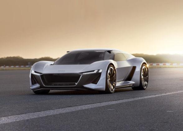 Conheça o carro elétrico da Audi que acelera de 0 - 100km/h em 2s 20