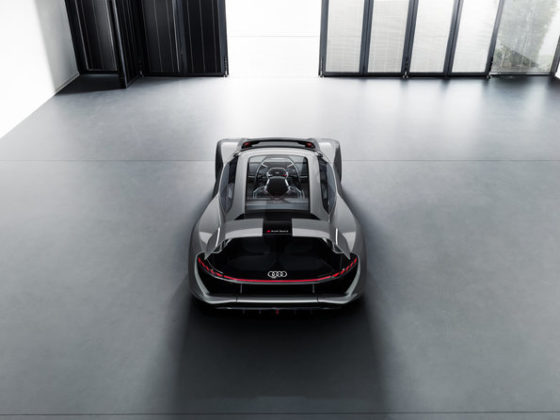 Conheça o carro elétrico da Audi que acelera de 0 - 100km/h em 2s 11