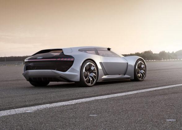Conheça o carro elétrico da Audi que acelera de 0 - 100km/h em 2s 12