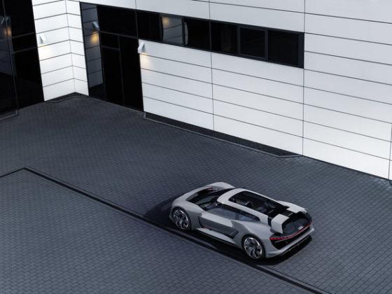 Conheça o carro elétrico da Audi que acelera de 0 - 100km/h em 2s 13