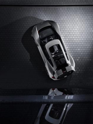 Conheça o carro elétrico da Audi que acelera de 0 - 100km/h em 2s 14