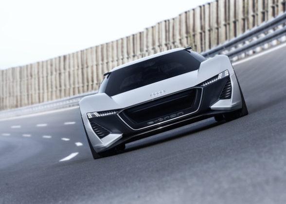 Conheça o carro elétrico da Audi que acelera de 0 - 100km/h em 2s 15