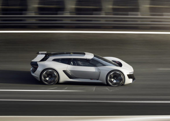 Conheça o carro elétrico da Audi que acelera de 0 - 100km/h em 2s 16