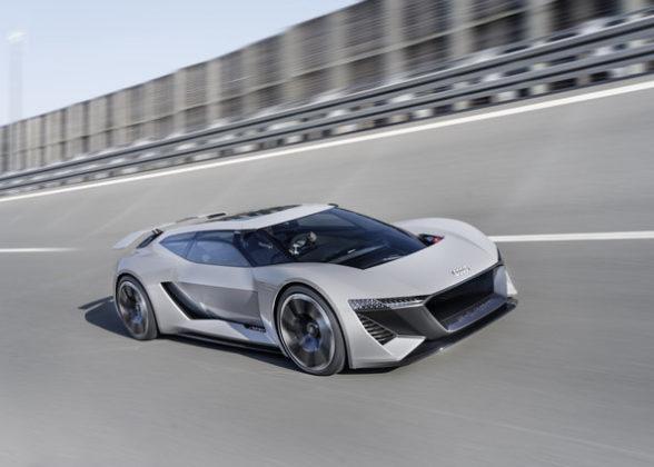 Conheça o carro elétrico da Audi que acelera de 0 - 100km/h em 2s 17