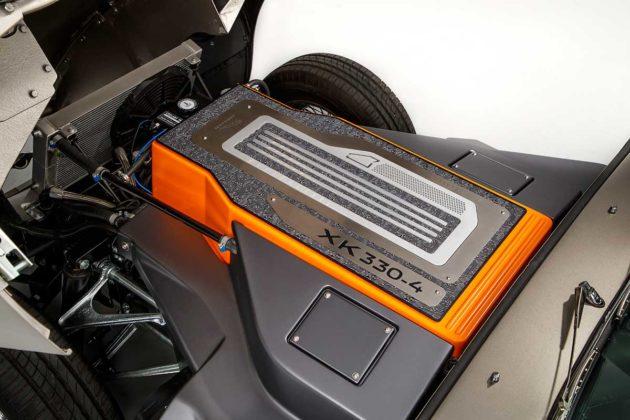 Jaguar Classic construirá veículos elétricos com zero emissão de poluentes 1