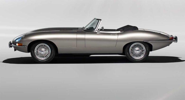 Jaguar Classic construirá veículos elétricos com zero emissão de poluentes 4