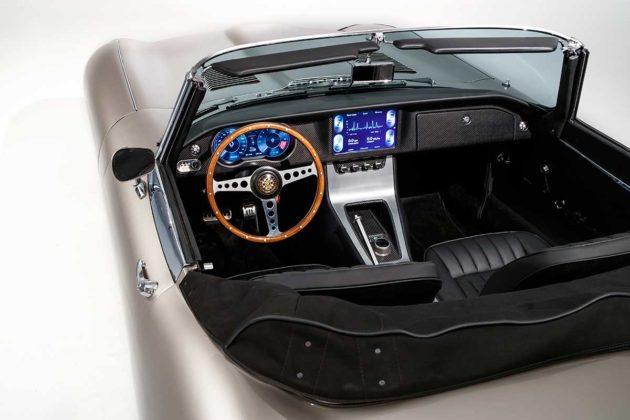 Jaguar Classic construirá veículos elétricos com zero emissão de poluentes 6